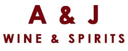 A & J Covina Wine & Spirits | Craft Beer Logo